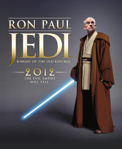 Ron Paul Jedi, Defender of Liberty